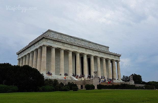 Monumento Lincoln en Washigton