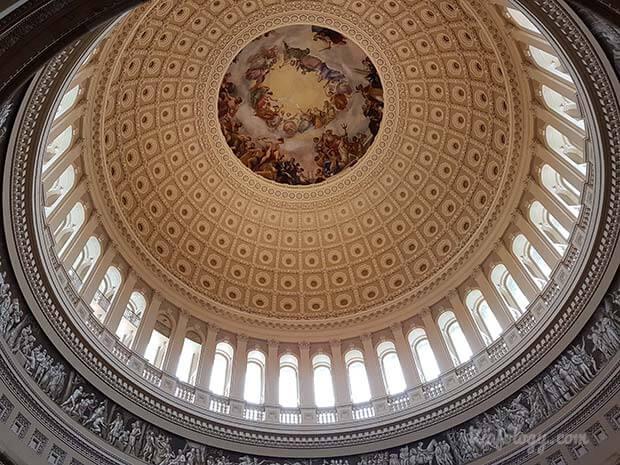 Cupula del Capitolio de Estados Unidos
