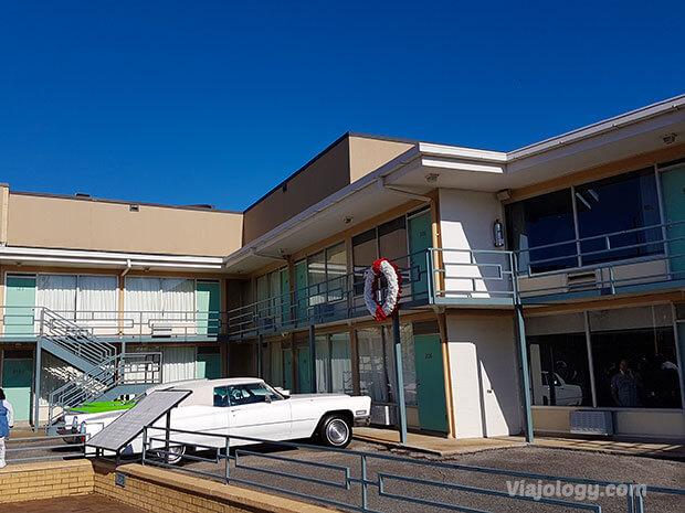 Motel Lorraine de Memphis
