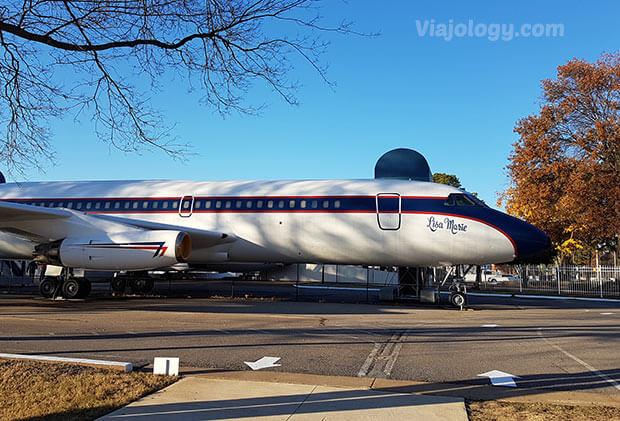 Aviones de Elvis Presley