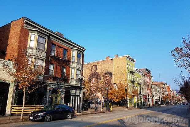 Calle de Cincinnati