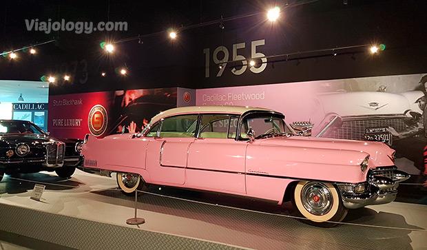 Colección de coches de Elvis Presley