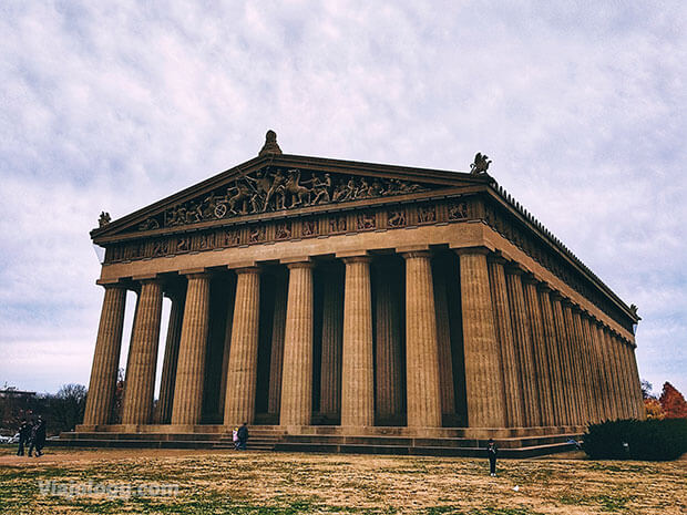 Réplica del Partenon en Nashville