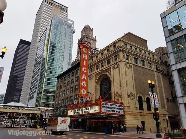 Teatro de Chicago