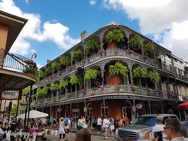 Visitar Barrio Francés de Nueva Orleans
