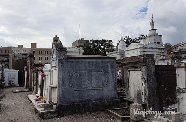 Cementerio St.Louis 1 Nueva Orleans