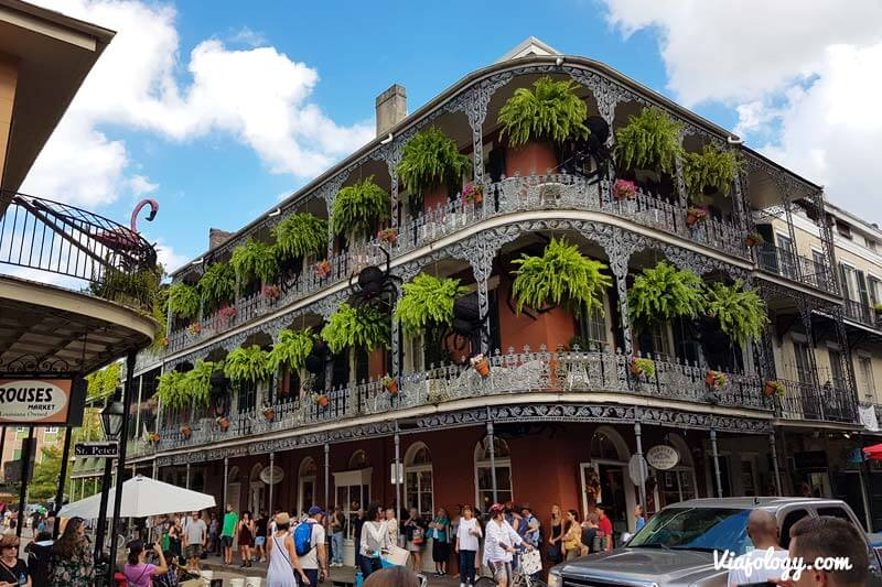 visitar Nueva Orleans