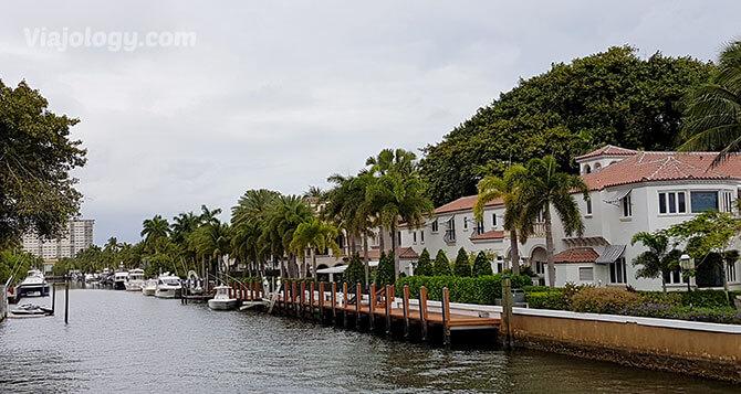 La Venecia de America en Fort Lauderdale