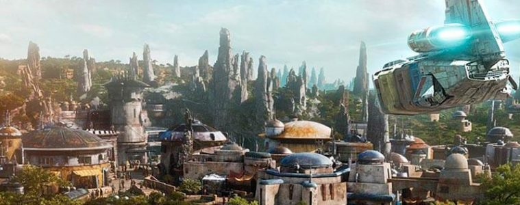 Imagen principal articulo sobre Star Wars Galaxy's Edge