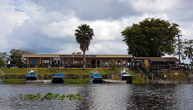 Visitar Everglades cerca de Fort Lauderdale