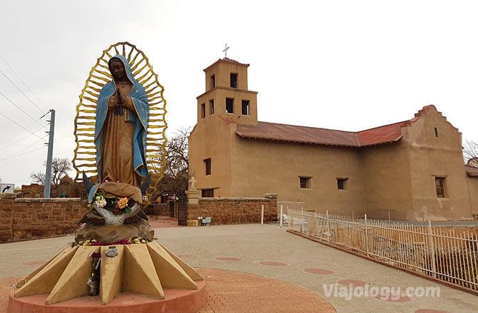 Santuario de Guadalupe en Santa Fe