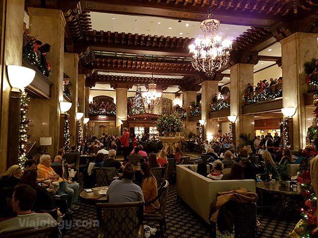 Hotel Peabody en Memphis