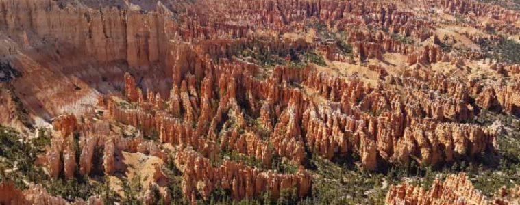 Panorámica Bryce Canyon