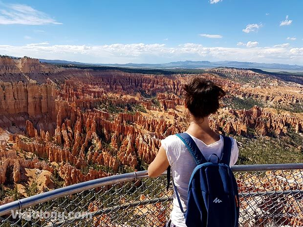 Mirador Bryce Point
