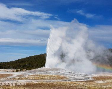 géiseres de Yellowstone