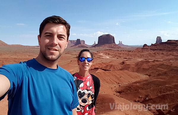 que ver en Monument Valley