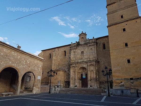 Iglesia de Buendía